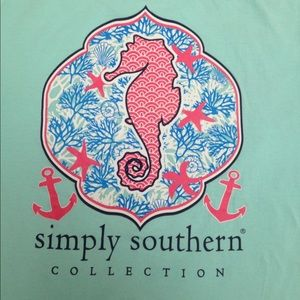 Simply Southern Short Sleeved Tee